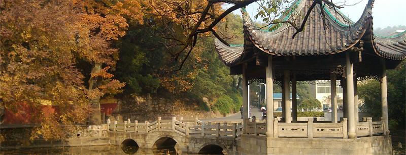 湖南大学校景