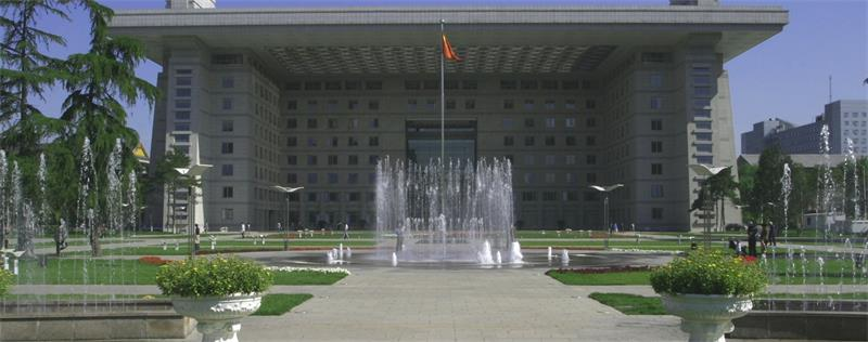 北京师范大学风景